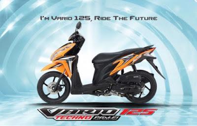 New //. 2016' Honda Vario 125 eSP hd image