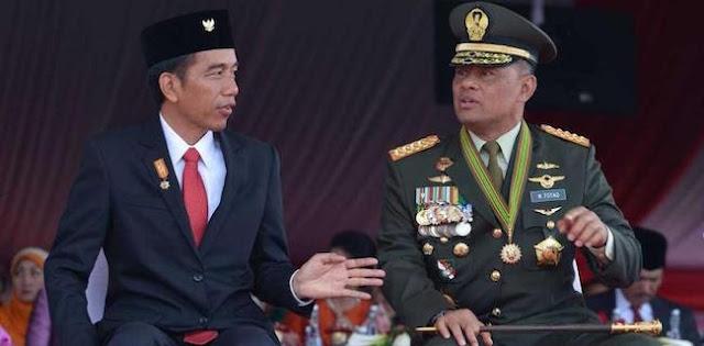 Di Hari Pahlawan, Jokowi Akan Anugerahi Gatot Nurmantyo Bintang Mahaputera