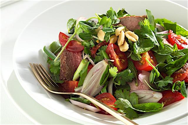 Thai Roast Beef Recipe