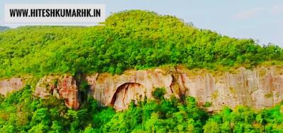 छत्तीसगढ़ के संरक्षित व प्रकृति किला चैतुरगढ़ किला,कोरबा