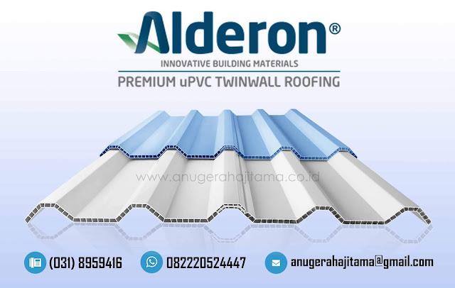 Gambar Atap Alderon Twinwall