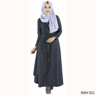 baju Gamis Bahan Rayon Bahan rayon