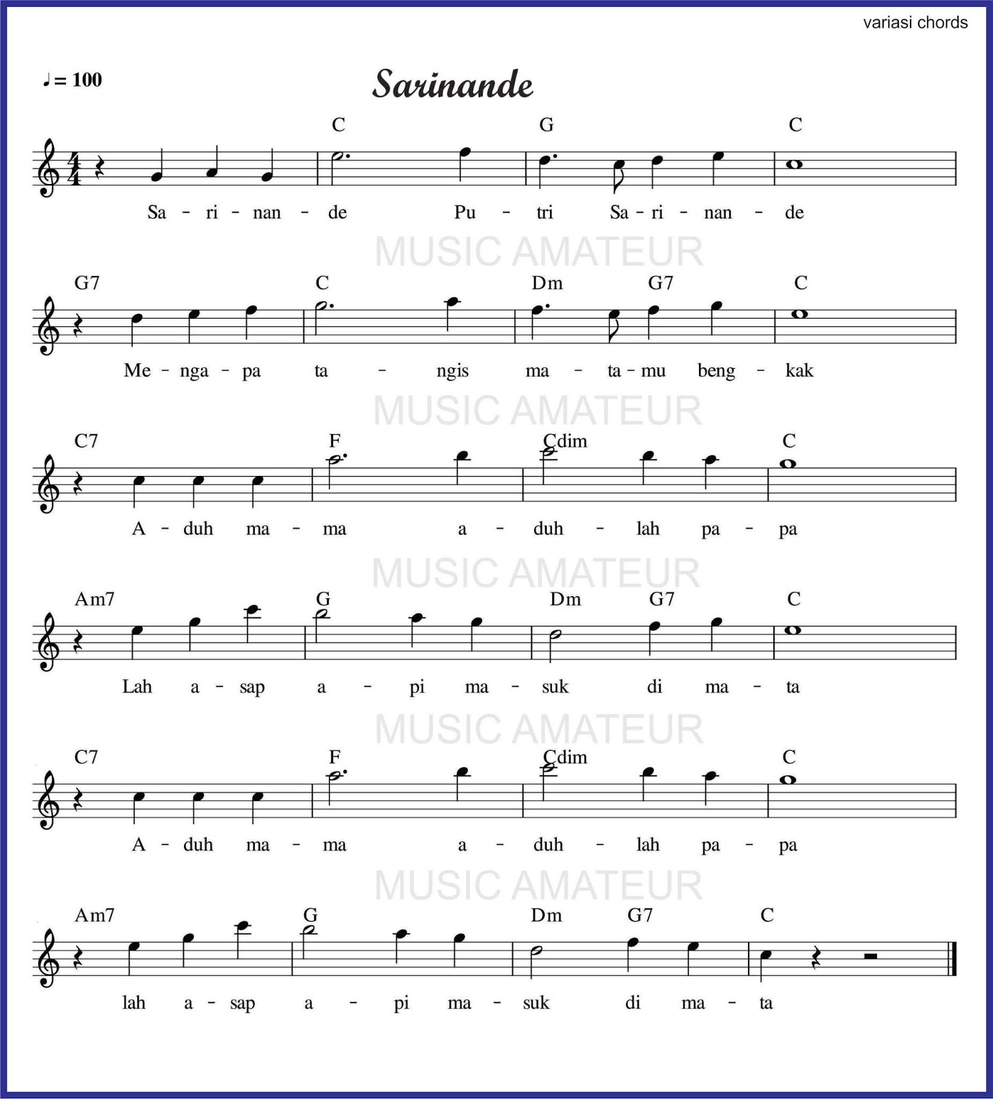 Mencari Akor / Chords Lagu Part 2 - SEPUTAR MUSIK
