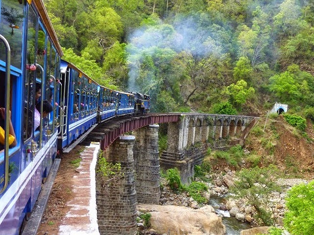 Toy Train in Coonoor