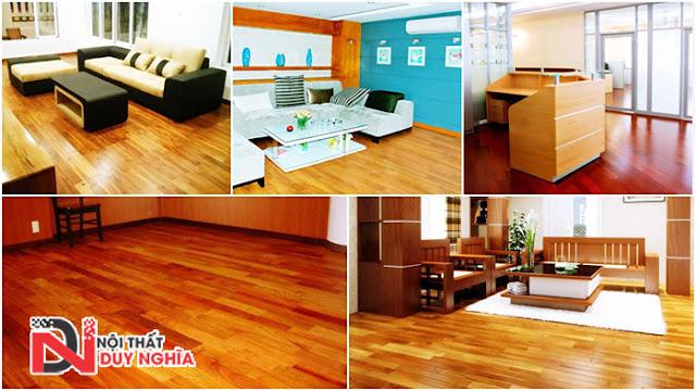 Sửa chữa sàn gỗ tại nhà
