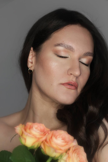 Makijaż kosmetykami mineralnymi | CLARE BLANC | Mineral makeup