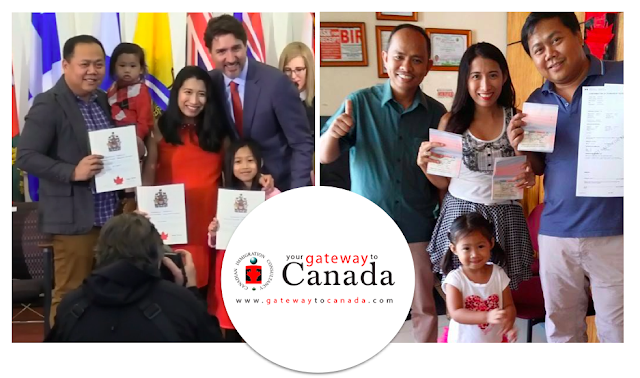 New Canadians in Nova Scotia Got a Surprise Visit from PM Justin Trudeau