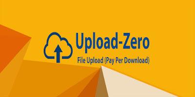 Upload Zero v2.6.0 Pay Per Download Script