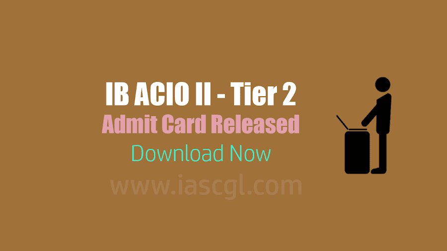 IB ACIO Tier II
