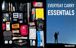 EDC Gears & Essentials