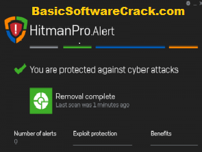 HitmanPro v3.8.23 Build 318 (x86+x64) Full Version