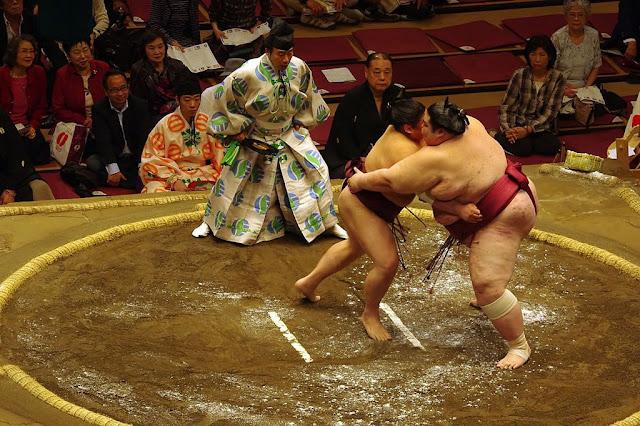 Jepang Unik Sumo