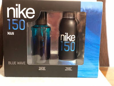NIKE ESTUCHE BLUE WAVE EAU DE TOILETTE 150Ml.