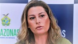 Ministro manda prender secretaria de Saúde do Amazonas, Simone Papaiz