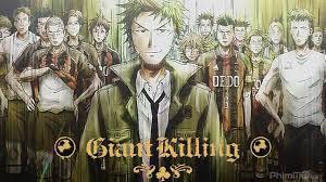 Siêu Huấn Luyện Viên  Giant Killing