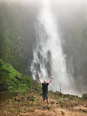 Como é a Rota das Cachoeiras de Corupá (SC)