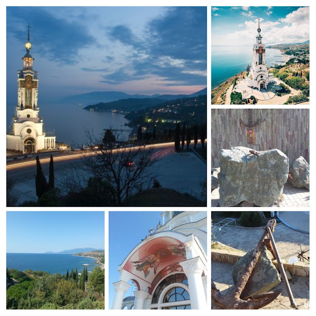 Храм маяк.Крым