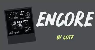 GOT7 - ENCORE LYRICS (English Translation)