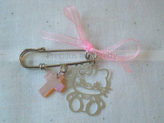 witness pins hello kitty greek christening