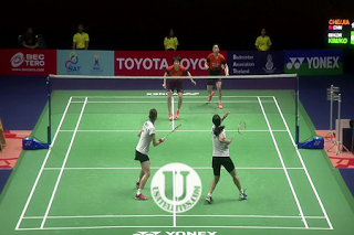 HSBC BWF World Tour Super 300 Toyota Thailand Masters Eutelsat 10A Biss Key 25 January 2020
