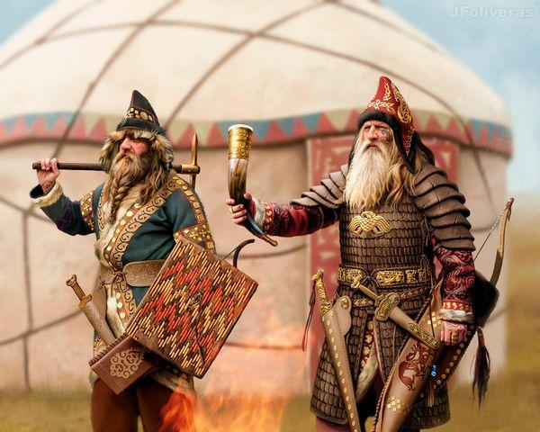Rivelazioni sorprendenti sui leggendari Sciti