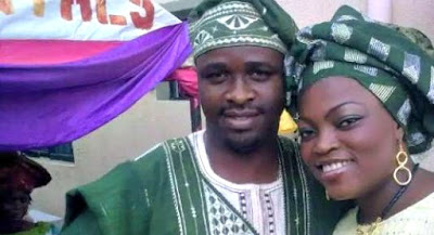 femi adebayo and funke akindele marriage