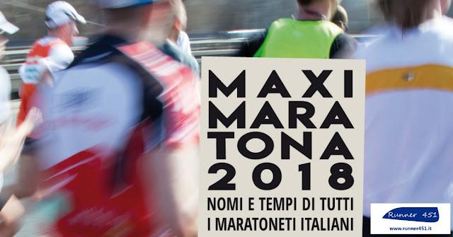 numeri maratona in Italia