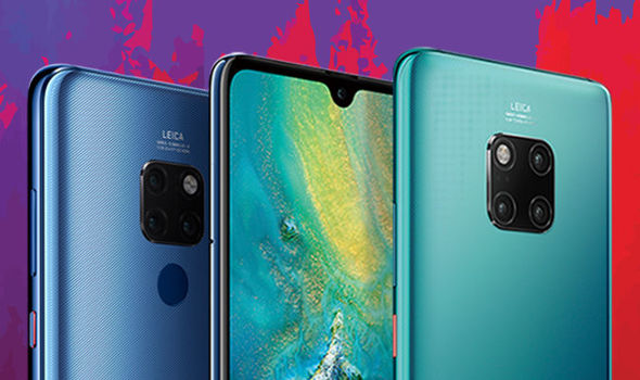 Huawei launches its Huawei Mate 20 and Huawei Mate 20 Pro and here are all the specifications and price