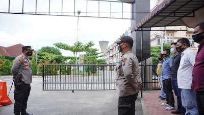 Pasca Bom di Makassar, Polres Tebingtinggi 'Siaga Satu' Tingkatkan Kewaspadaan