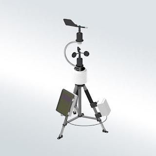 Rikasensor RK900-01 Automatic Weather Station