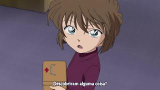 Detective Conan – Episódio 467: O Boneco de Neve Inquebrável (Parte 2)
