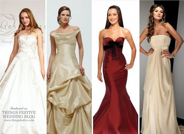 Starting in February 2011 Kirstie Kelly for Disney gowns can be purchased