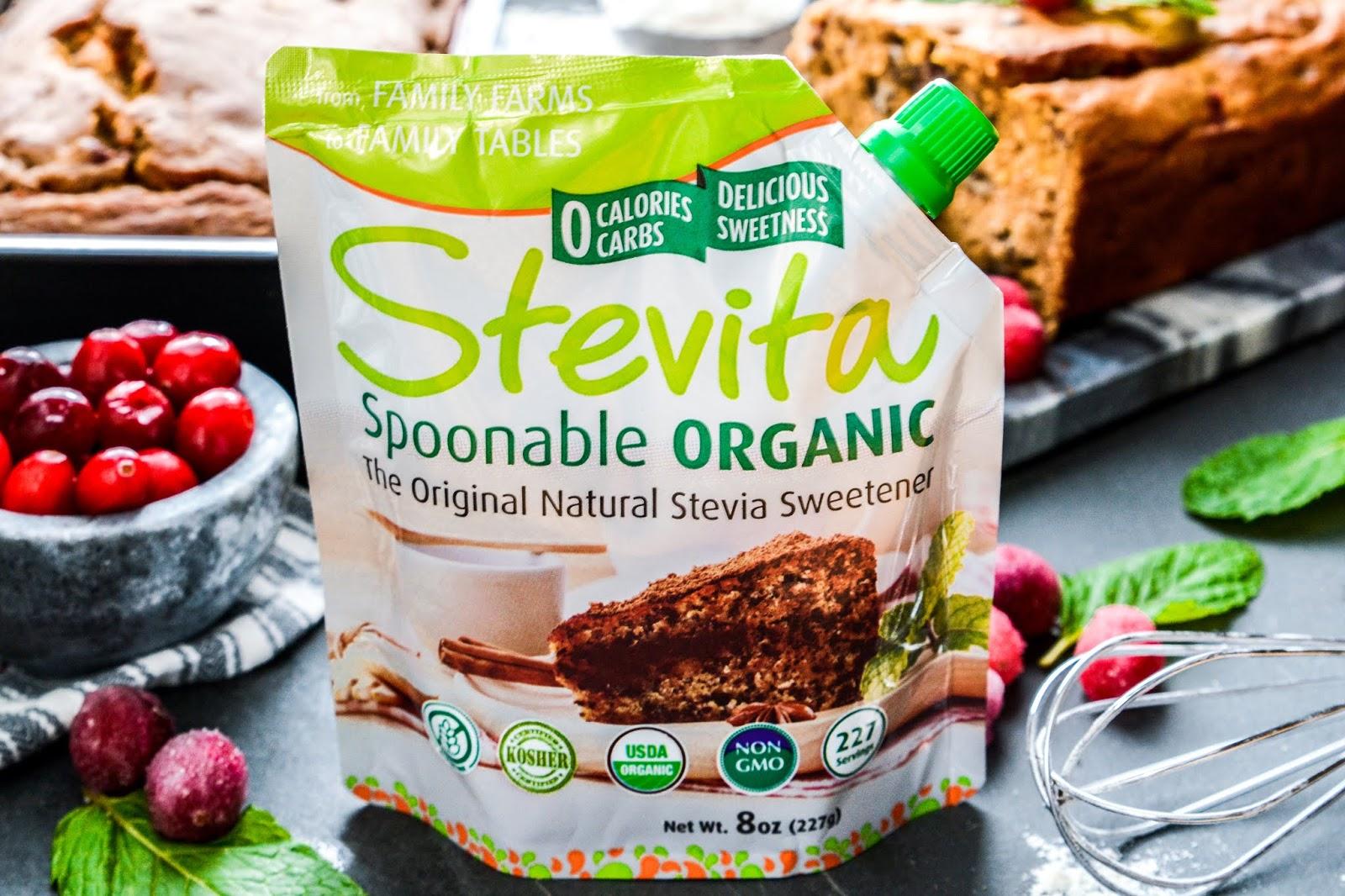 Stevita Naturals Stevia