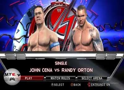 أهم التحديثات داخل تحميل لعبة WWE Smackdown Vs Raw 2010 للكمبيوتر برابط مباشر