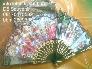 souvenir kipas, souvenir kipas bordir, souvenir kipas spanyol , souvenir pernikahan mewah, souvenir pernikahan murah