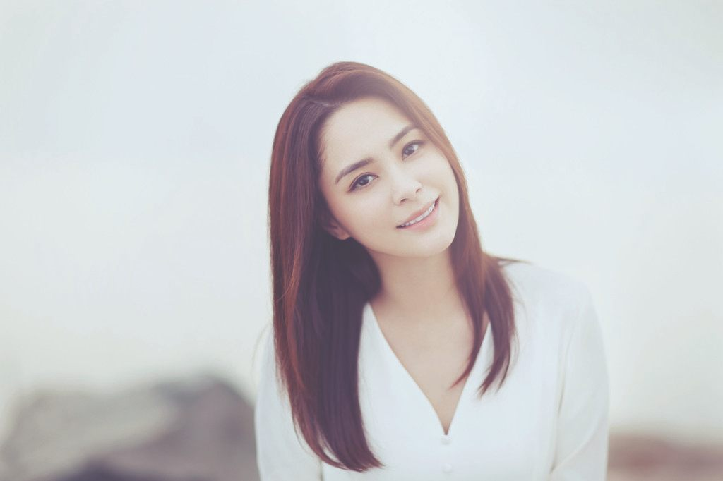 Gillian Chung was hospitalized