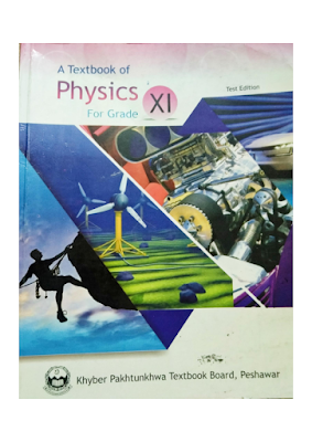 2nd Year Physics Text Book KPK Board PDF Download   Riaz Academy