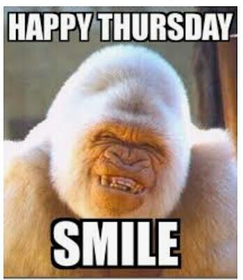 Happy Thursday Meme Funny