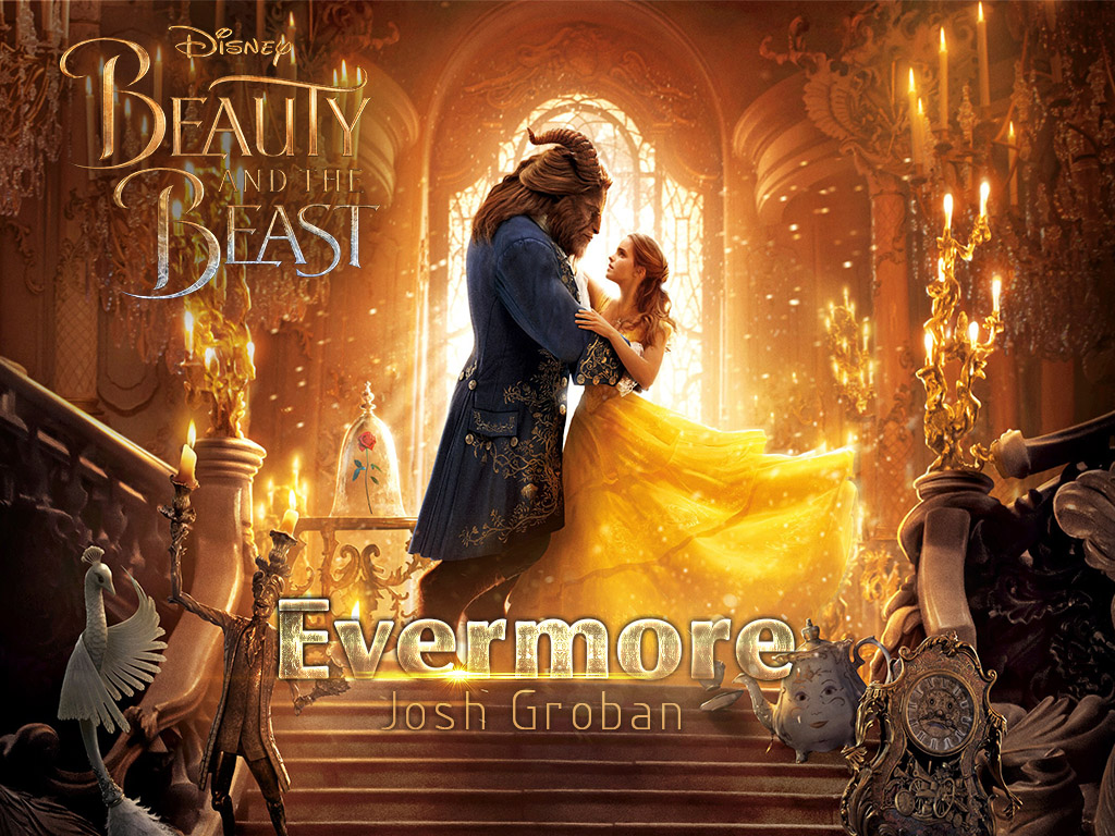 Evermore - Josh Groban (Beauty and the Beast)