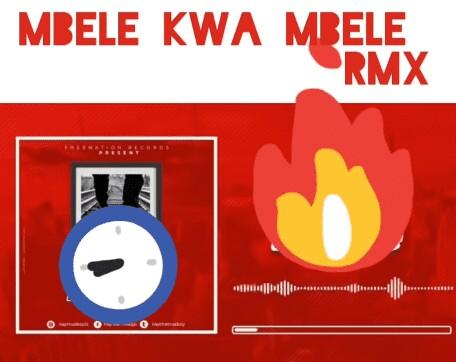 Download Audio   Nay wa Mitego ft Chatumandota - Mbele kwa Mbele Remix