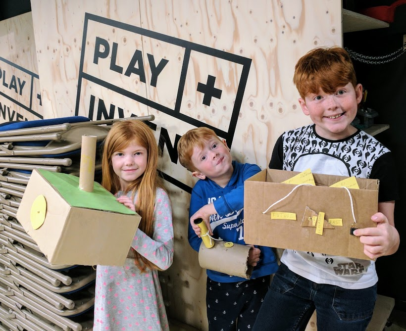 What to do when it rains in North East England   20+ places to visit with kids - all accessible via public transport - Discovery Museum