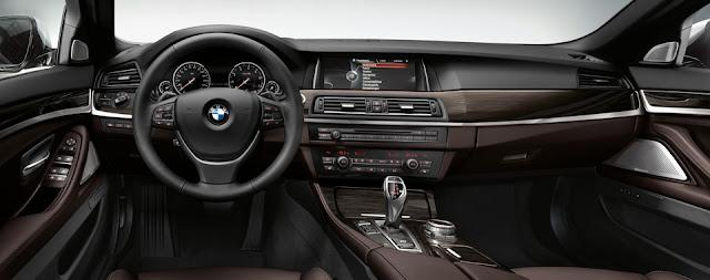 NỘI THẤT BMW 528i 2016