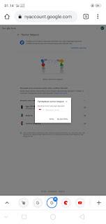 Cara Mendaftarkan Nomor Telepon di Akun Google Anda