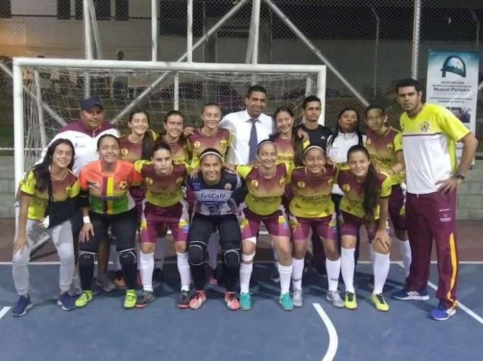 Pijaos Tolima picó en punta en la semifinal de la Copa Microfútbol Femenina: Le ganó de visitante a Patojas