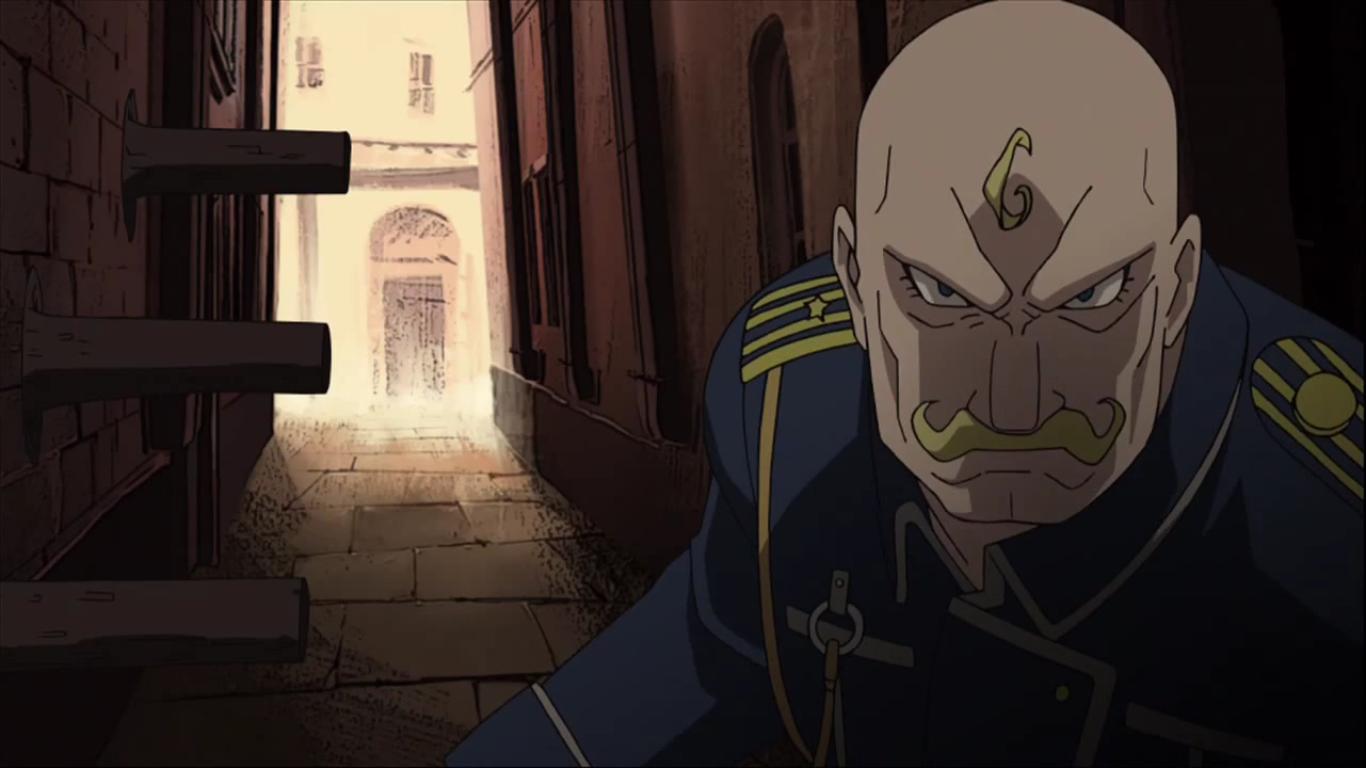 KenjaNoIshi: Major Alex Louis Armstrong