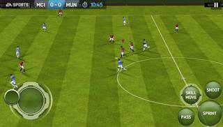 FIFA 14 v1.3.6 Mod Apk Data Unlocked