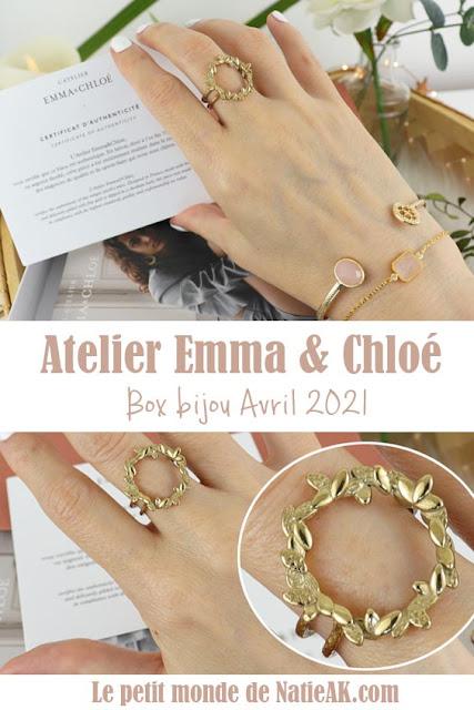 Atelier Emma & Chloé bon plan