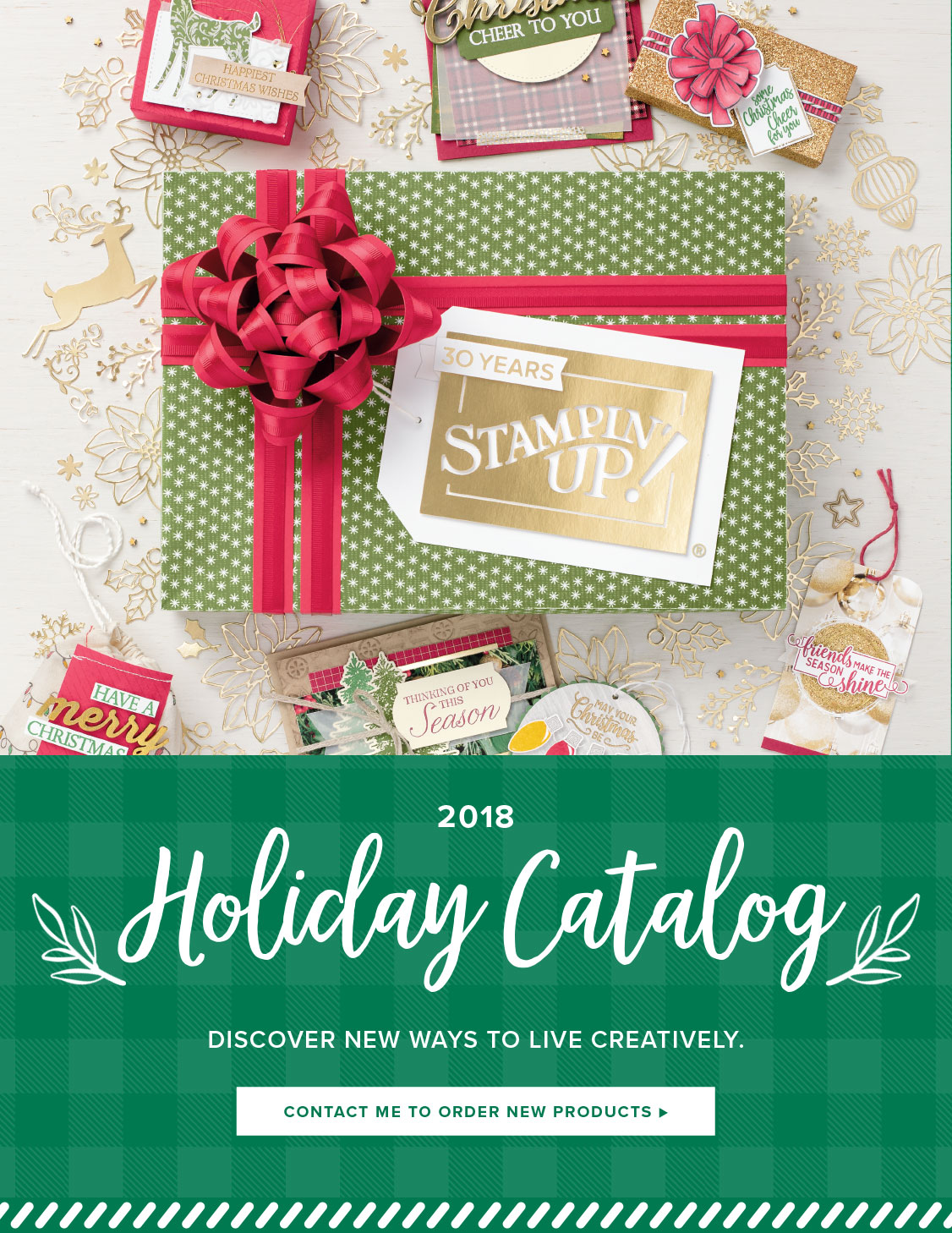 Holiday Catalog 2018!