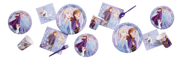 frozen 2 party supplies canada
