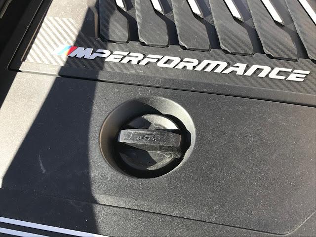Engine in 2020 BMW M340i